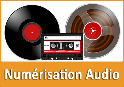 numerisation audio